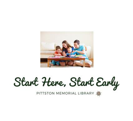 Start Here Start Early