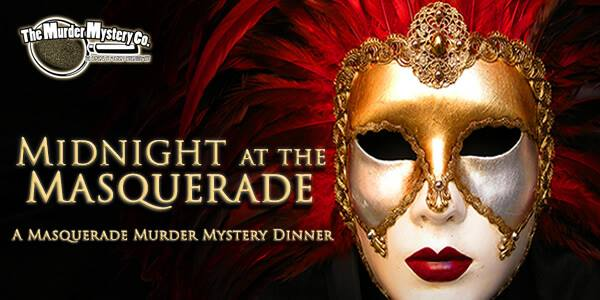 Midnight at the Masquarade