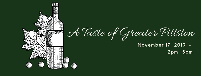 taste of greater pittston